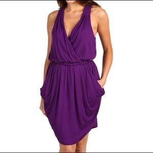 🆕 BCBGENERATION Purple Dress Size M